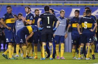 Aldosivi se provechó de la crisis de Boca y lo goleó en la Bombonera