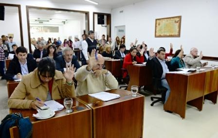 Aprobaron la rendición de cuentas de 2014 del Municipio de San Fernando