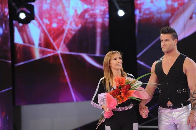 Gladys Florimonte, primera eliminada del Bailando 2015