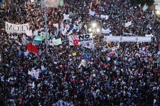 Miles de mujeres de todo el país se movilizarán mañana contra la violencia machista