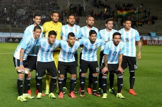 La Selección Argentina jugará con Brasil y Uruguay en noviembre