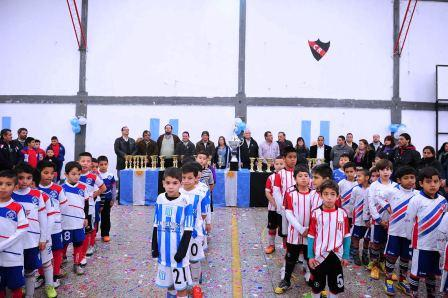 El Club Rincón festejó el 199º Aniversario de la independencia de nuestro país, con un torneo de fútbol infantil. Este evento fue presenciado por más de 350 personas donde participaron el Club San Roque, Club Solís, Club Pacheco Sur y Club Belgrano.