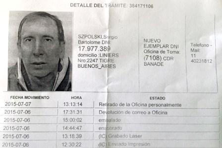 Denuncian que Szpolski tiene domicilio en Tigre hace 3 días y quiere ser intendente