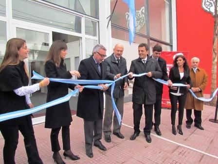 Se inauguró un nuevo Polo Judicial en Tigre