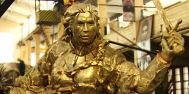 Se inaugura hoy el monumento a Juana Azurduy, en el marco de una fiesta popular de la integración