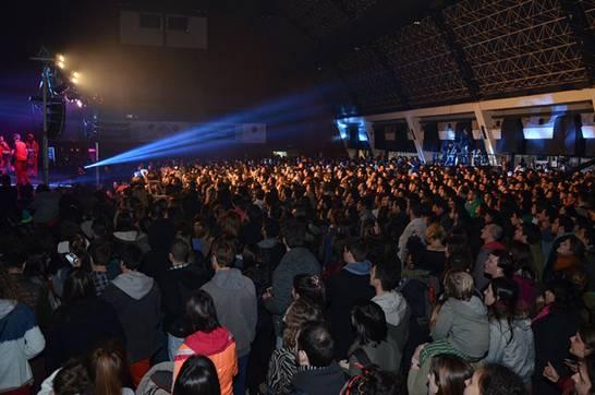 Casi 5 mil personas festejaron el día del amigo en San Isidro