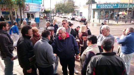 Casaretto de recorrida por la localidades de Tigre