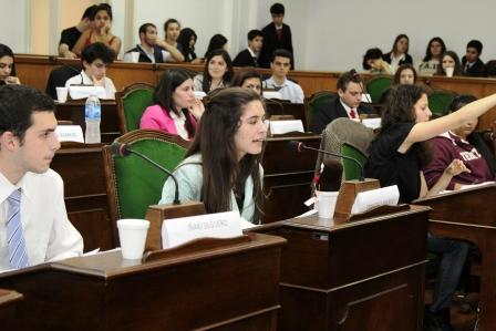 El Parlamento Juvenil de Vicente López volvió a sesionar