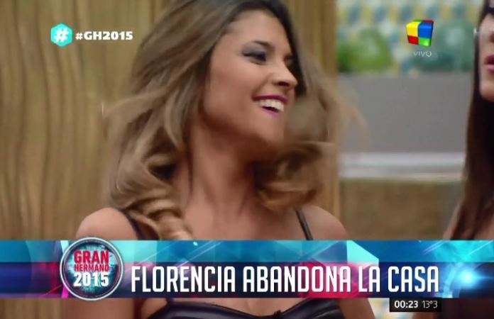 Gran Hermano: Florencia no pudo con Belén y es la nueva eliminada de la Casa