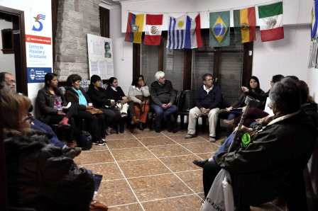 El FpV Tigre dio inicio al Ciclo de Charlas sobre el Nuevo Código Civil y Comercial
