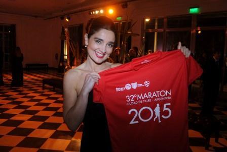 Los famosos anticipan la 32° Maratón de Tigre