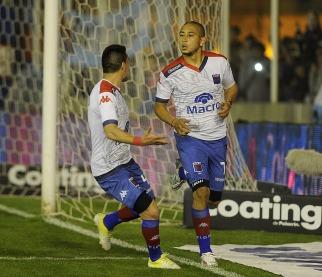 Tigre volvió al triunfo frente a Godoy Cruz  - Chino Luna