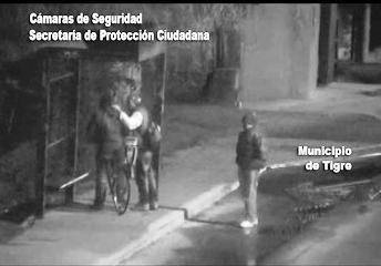 Dos detenidos tras robar una bicicleta en Tigre