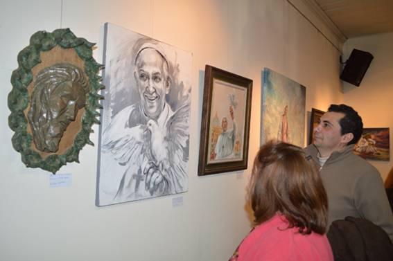 El HCD de San Isidro convoca a artistas para que expongan sus Obras