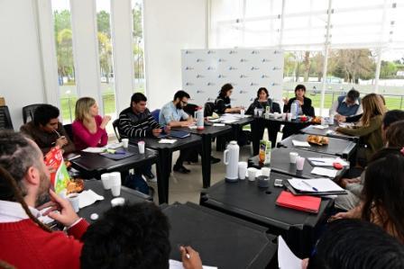 El Municipio de San Fernando y la Fundación Huésped se fortalecen contra el VIH y otras ETS