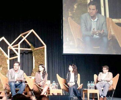 Santiago Cafiero en Sustainable Brands