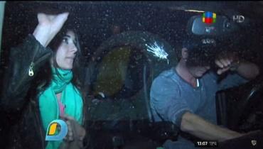 La actriz Juana Viale y el hermano de la modelo María Vázquez, Diógenes, fueron pescados in fraganti después de compartir una cena íntima y ya se habla del inicio de una relación amorosa.
