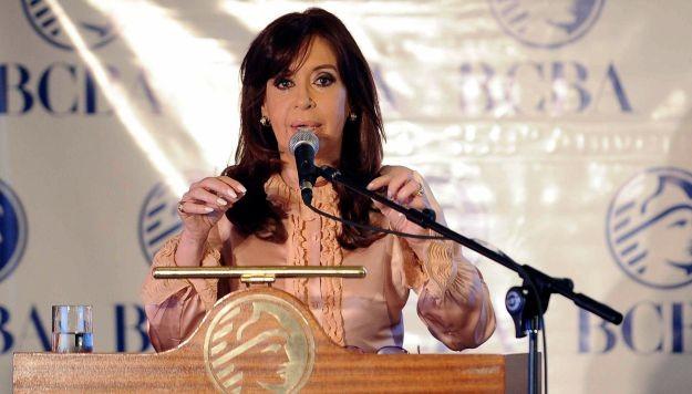 """Cristina celebró la """"exitosa y mayoritaria"""" Votación de la ONU sobre la propuesta argentina"""