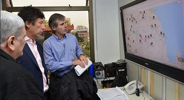 El Municipio incorporó tecnología de última generación en materia de seguridad