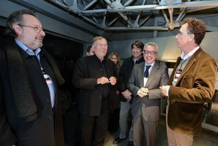 El Intendente de Tigre estuvo presente en la XV Biennal internacional de Arquitectura de Buenos Aires y dialogó con Jan Gehl, co-fundador de Gehl Arquitects.