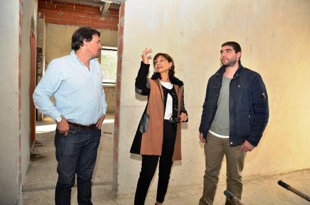 Última etapa del Nuevo Centro Educativo Social de San Fernando
