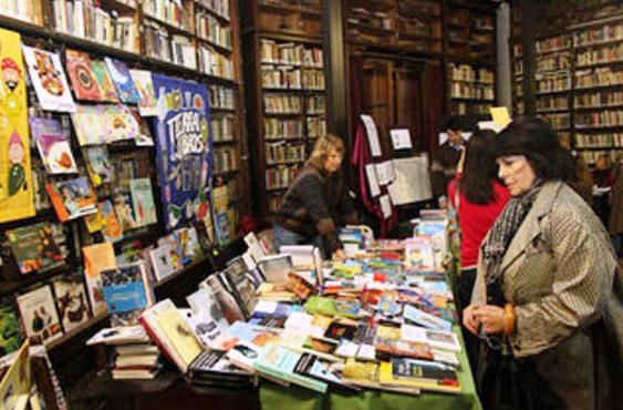 Gran expectativa para la Feria del Libro de San Isidro 2015