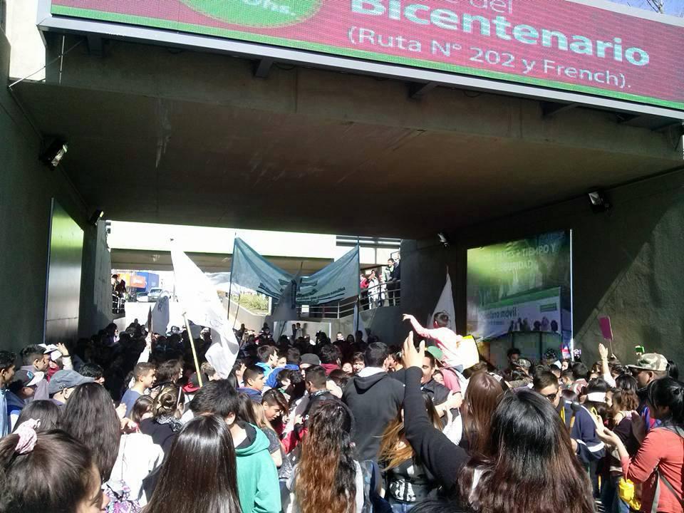 Juan Andreotti Acusó a Molle por las roturas en el nuevo Túnel de Virreyes