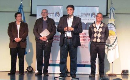 El CBC se podrá realizar en el Centro Universitario de Vicente López
