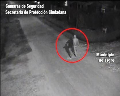 Las cámaras del Centro de Operaciones Tigre permitieron esclarecer un crimen en menos de 24 horas