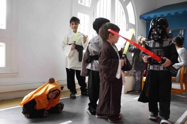 Experiencia Star Wars en el Museo del Juguete de San Isidro