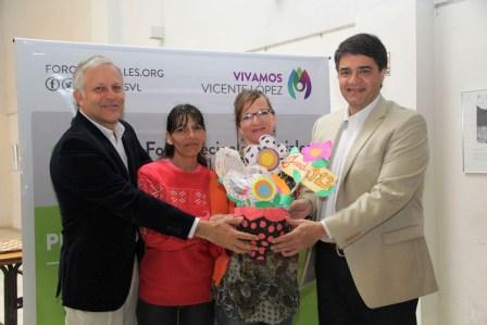 Se presentaron en Vicente López los proyectos ganadores de los Foros Vecinales Barriales 2016