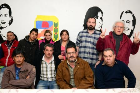 referentes Walter Pérez y Pablo Crespín, ex integrantes de la lista de Gustavo Aguilera en las PASO, expresaron públicamente que no acompañan al candidato a intendente de San Fernando del Frente Para la Victoria