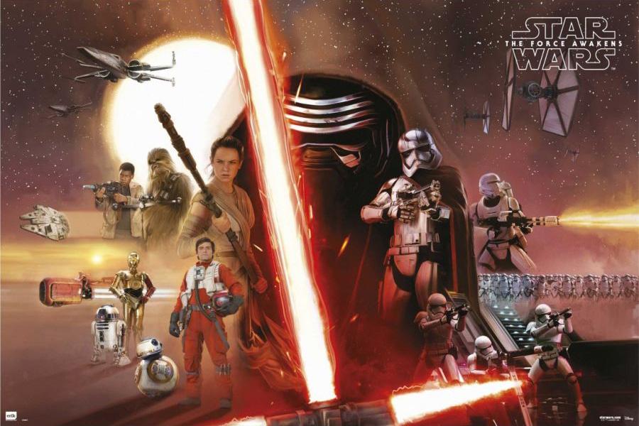 """Disney anuncia una nueva trilogía de Star Wars realizada por creadores de """"Juego de Tronos"""""""