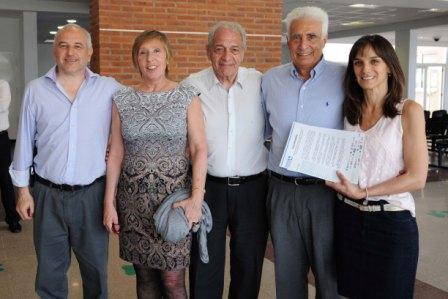 Malena Galmarini recorrió la nueva sede del Hospital Materno Infantil de Tigre