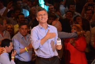 """Muricio Macri cerró en córdoba y convocó a """"los argentinos que siguen"""
