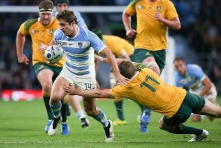Mundial de Rugby: Australia dejó a Argentina sin final y se jugará el título con Nueva Zelanda
