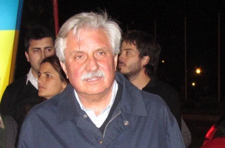Ernesto Casaretto reconoce el triunfo de Julio Zamora en Tigre