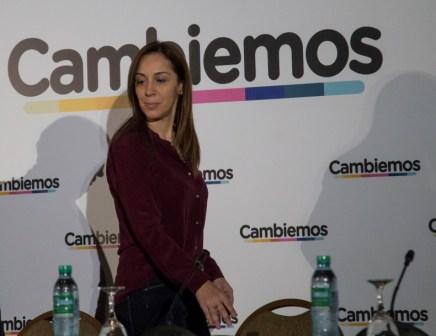 Vidal confirmó la separación de su esposo