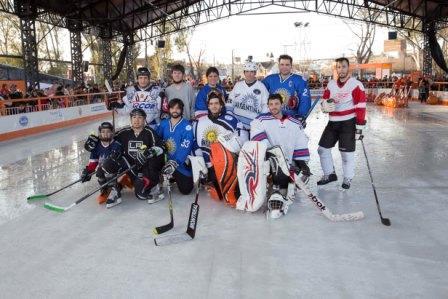 Más de 70 mil personas vivieron la experiencia de patinar sobre hielo en DiverTecno
