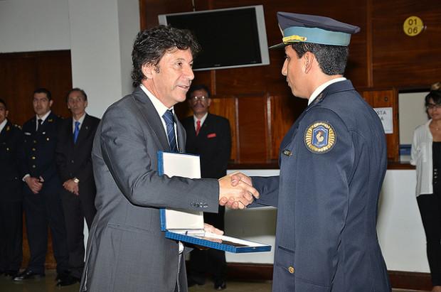En San Isidro celebraron el Día de la Policía Federal