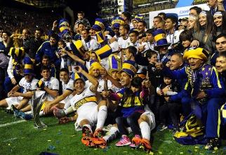 Boca le ganó a Tigre y es el nuevo campeón