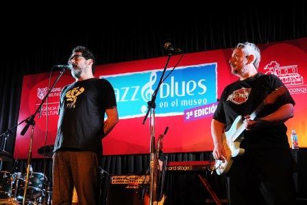 """""""La Mississippi"""" puso un broche blusero al ciclo """"Jazz & Blues"""" en Tigre"""