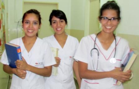Últimos días de inscripción para la Escuela de Enfermería de Tigre