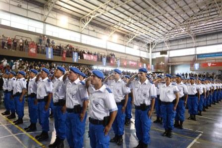 Se realizó el acto de egreso la Policía Local de Tigre