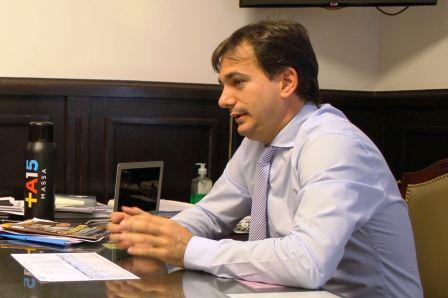 Galmarini aceptó las disculpas de Scioli pero pidió el esclarecimiento del robo a la casa de Massa