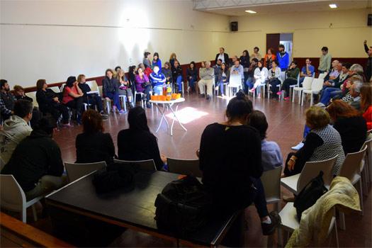 Vecinos de Vicente López se reunieron con el FpV para avanzar en la campaña Scioli Presidente
