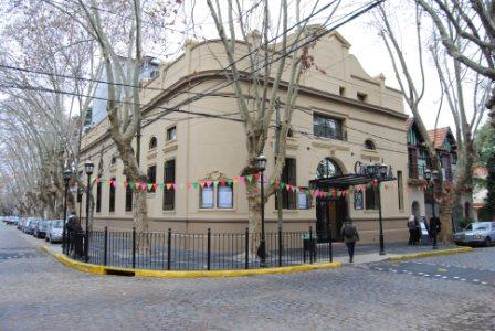 Cine Teatro York - Juan B. Alberdi 895, Olivos
