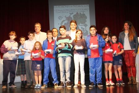 Presentaron el libro de cuentos, del concurso literario para chicos y jóvenes de Vicente López