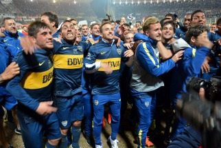 Boca también conquistó la Copa Argentina ante Central