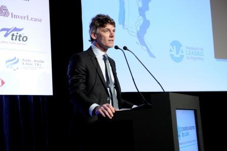 La industria del Leasing cerca de alcanzar un nuevo récord histórico  - Nicolas Scioli